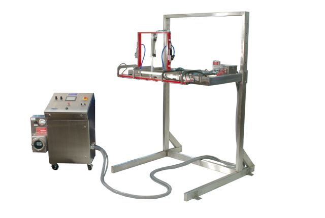 explosion proof vertical sealer